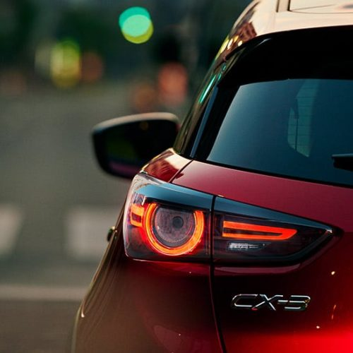 Advanced Mazda CX-3