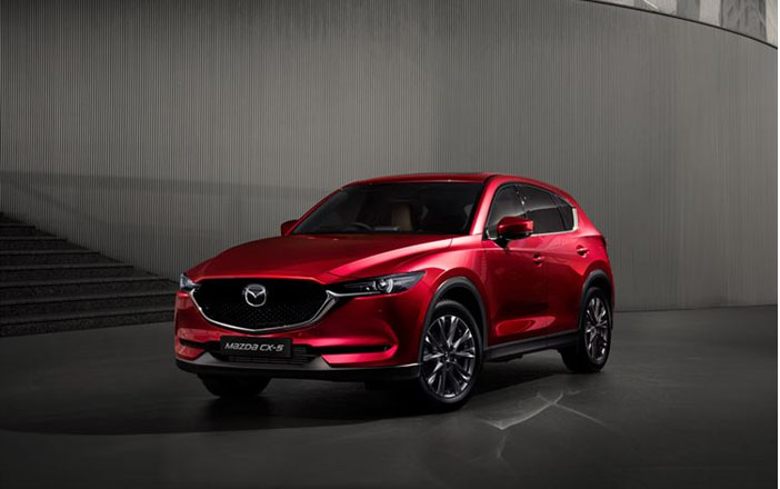 Product Feature Updates Mazda CX5